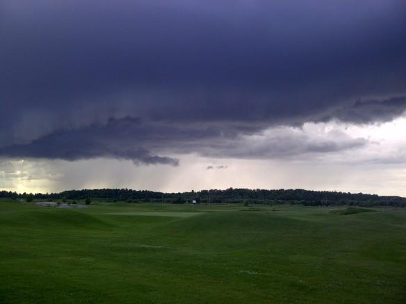 Osprey Links Golf Course, 10 July, 2013