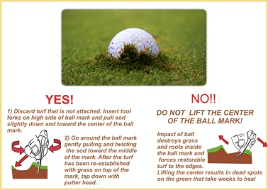 golf-ball-mark