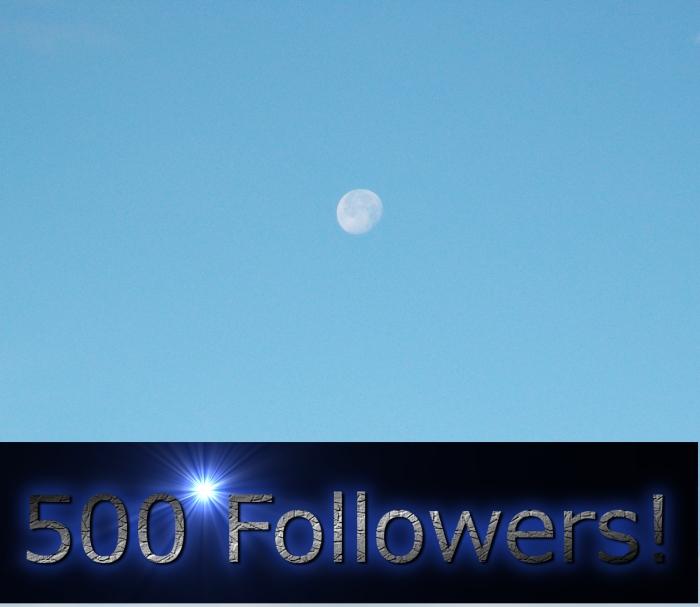 500followers
