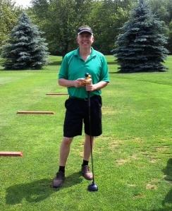 The Grateful Golfer in 2014!
