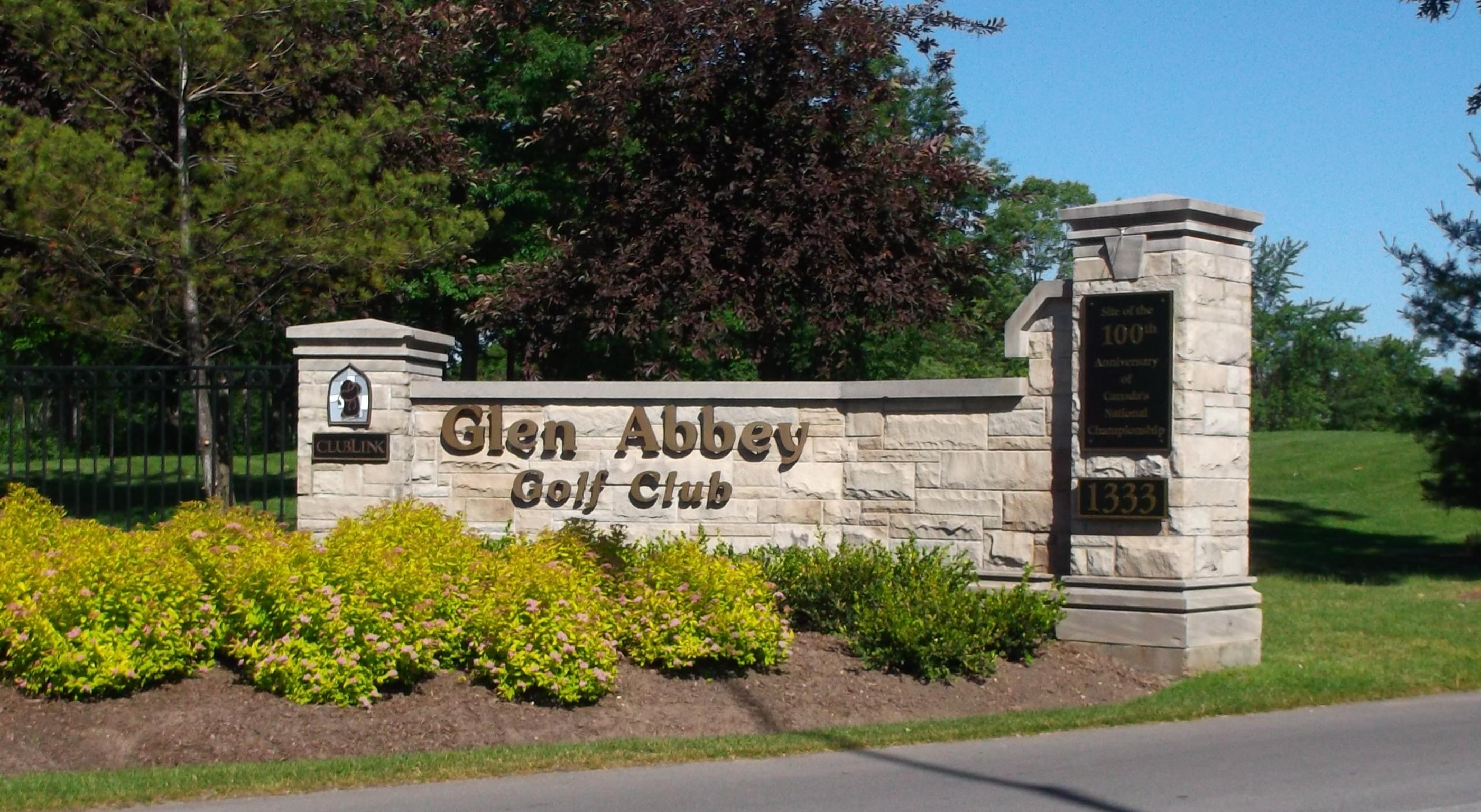glen abbey golf club the grateful golfer