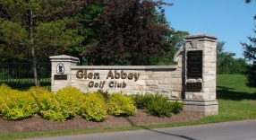 Glen Abbey Entrance
