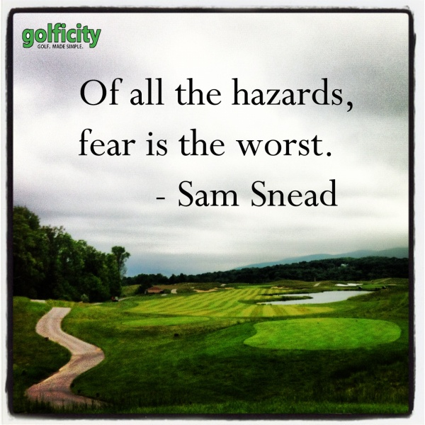Love Finds You Quote: Golf Quotes That Make You Think!