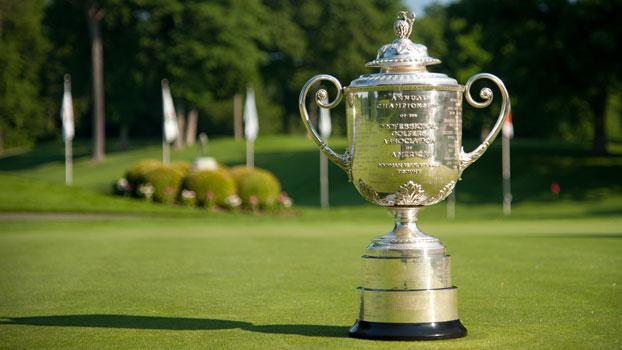 PGA Championship Trophy