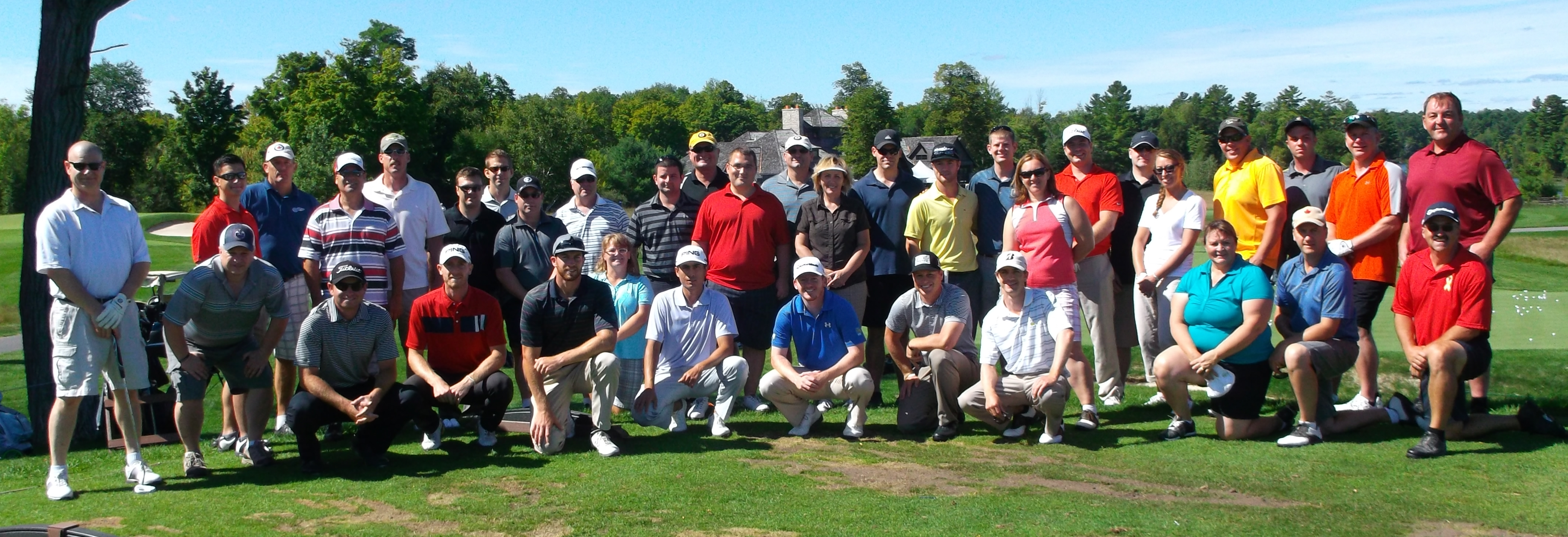 PGA of Canada Military Golf Clinic