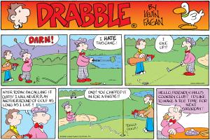 drabble golf