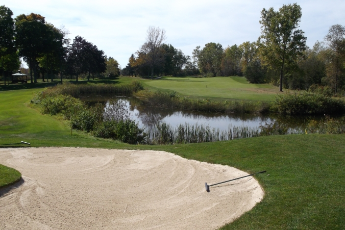 Bay of Quinte - 5th Hole