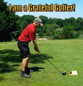 Grateful Golfer