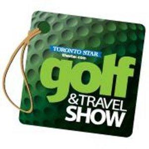 Toronto Golf Show logo