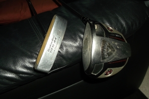 Which do you Choose - a Driver or Putter?