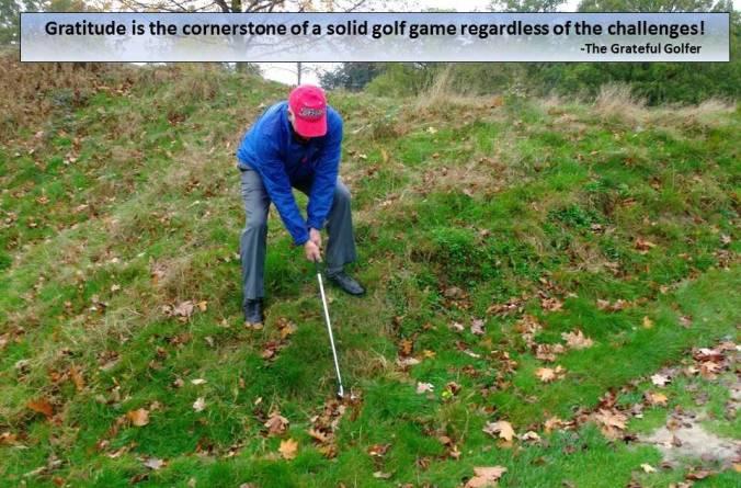 Gratitude and Golf
