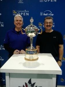 Cdn Open Trophy Jim Jean