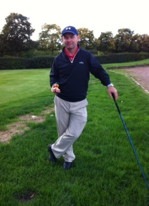 Every golfer needs a duck!