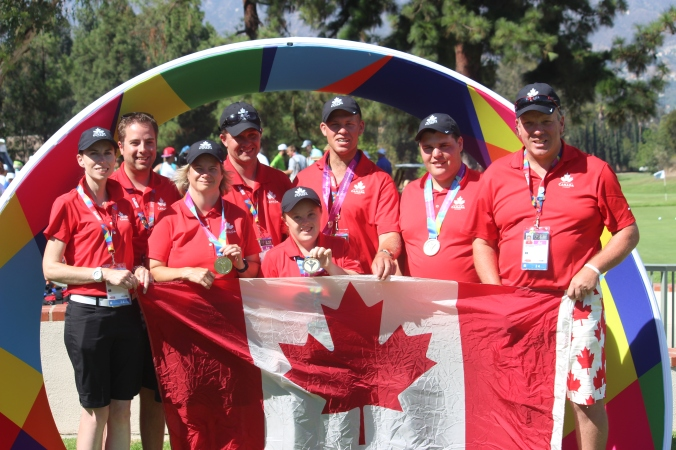 Special Olympics Golf 2015