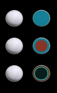 golf ball construction