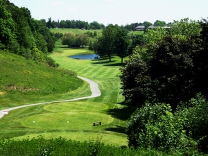 The Country Club, at Woodbridge, Ontario,