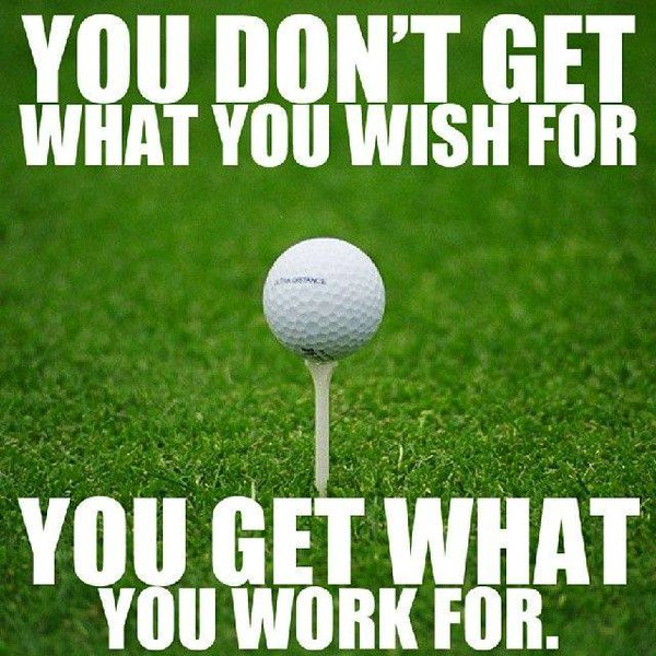 Golf Meme Work