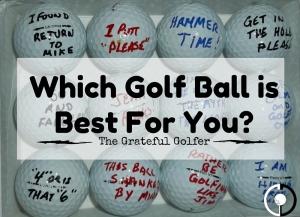 The Grateful Golfer
