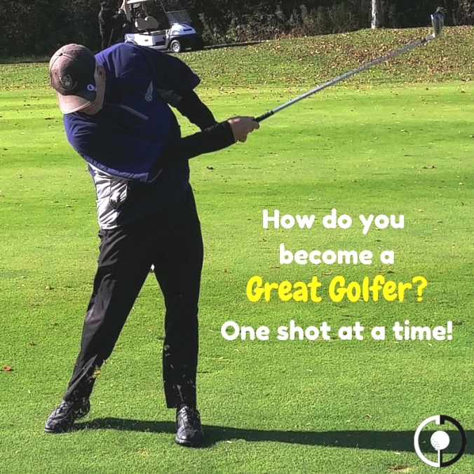 create a great golfer