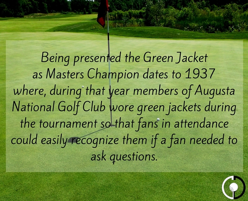 Masters Trivia by The Grateful Golfer