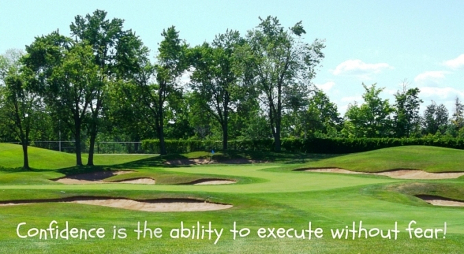 Confidence in Golf