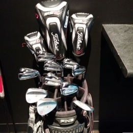 Whats in your golf bag?