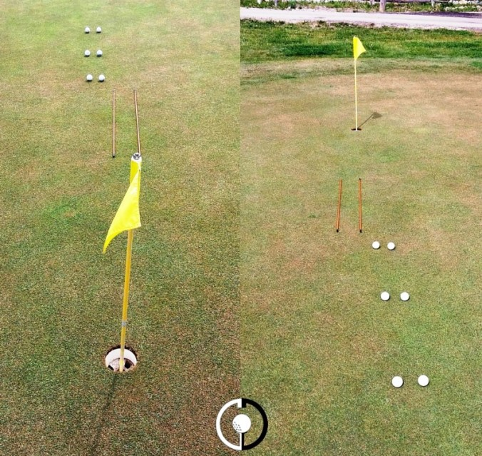 advanced Putting Drill