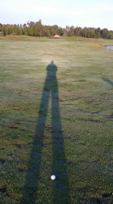 long shadow small
