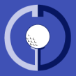 The Grateful Golfer Logo