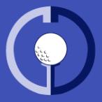 The Grateful Golfer Logo