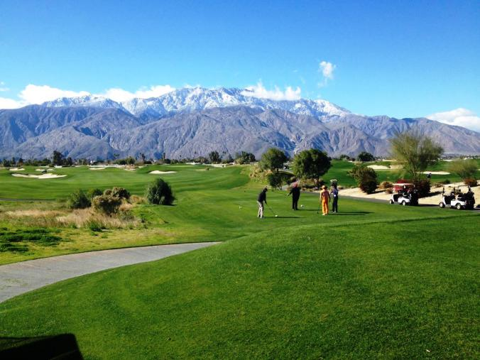 Cimarron Golf Course - Palm Springs, CA