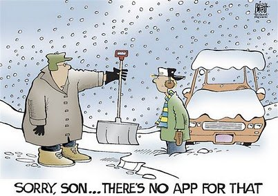 no-app-snow