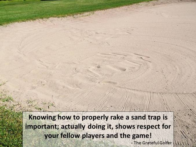 sand-trap